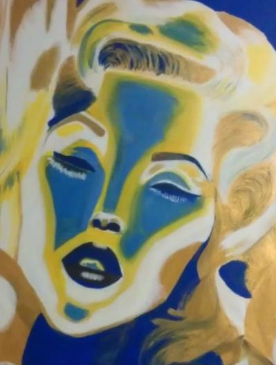 Marilyn Monroe - BARE ART