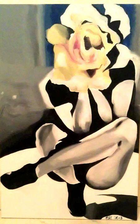 Flower Girl - BARE ART