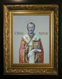 "Icon ""St. Nicholas the Wonderworker"""