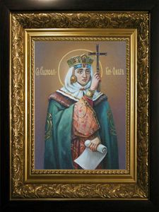 Saint Olga, Equal of the Apostles