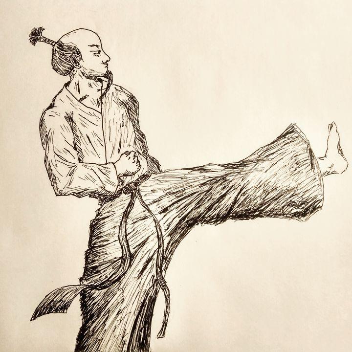 Karate master - Morenis