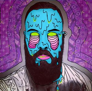Bearded zombie