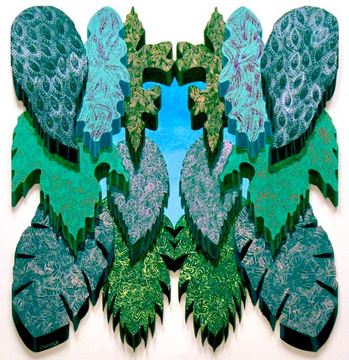 Reflective Nature - Don Stambler