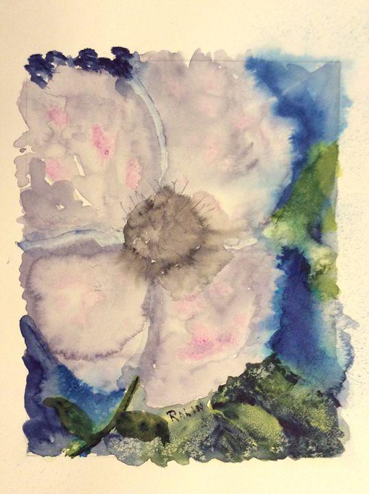 Purple - Robin Engel's Watercolors