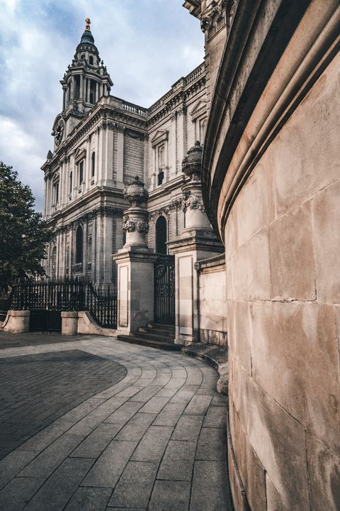 St Paul's Cathedral, London - Photo:N