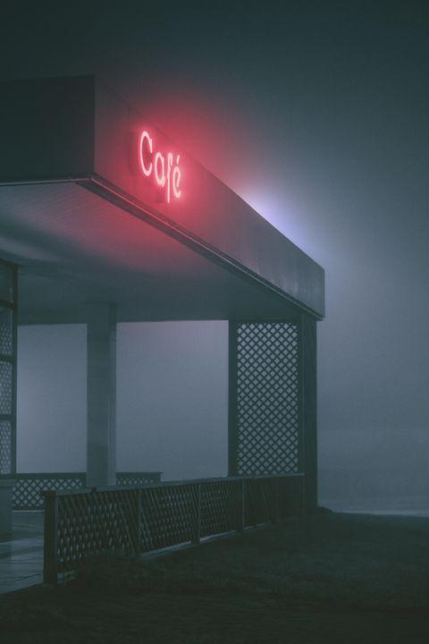 Late Night Coffee - Photo:N