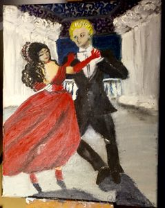 Danse in la Halls