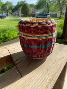 Red Water - Cherokee Twist Art