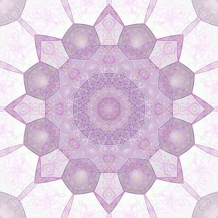 Prosperity Mandala - MystiJul's ArtRealm