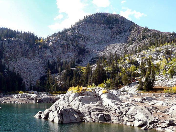 Lake Mary - Brian Shaw