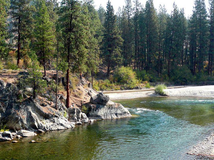 Idaho Swimmin Hole - Brian Shaw