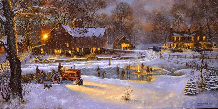home for the holidays - Acorn Art Gallery