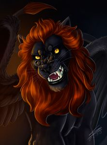 Lion Demon