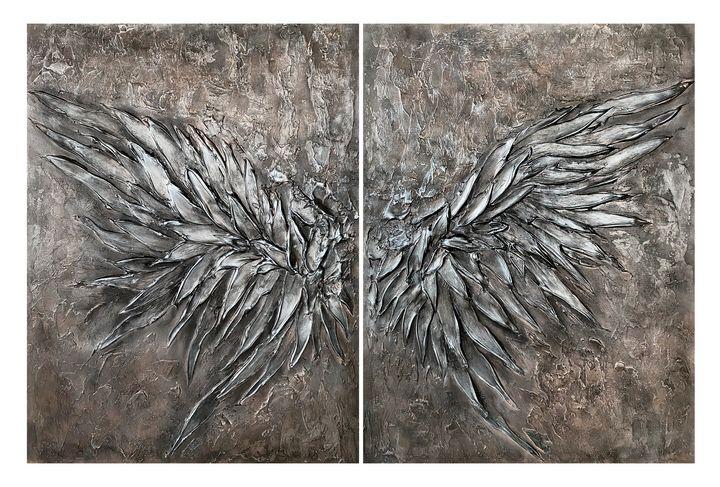 Uriel Archangel - AnYmbryne by Anna Grzebielska