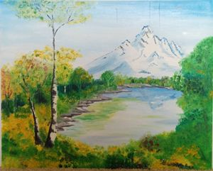 Painting of Nature