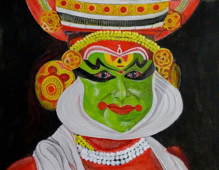 KathaKali - Gallery Perumpally