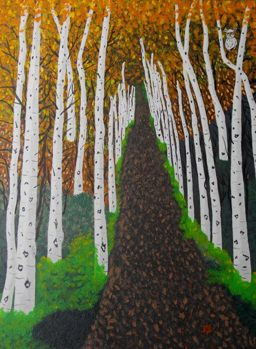 Birch Forest - braum's work