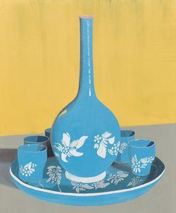 Hamadan Pottery - braum's work