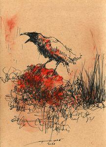 Bloody Raven