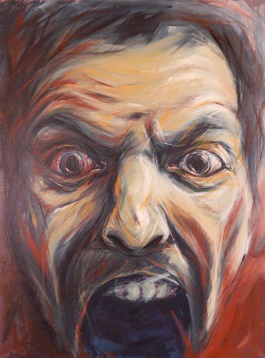 Self-portrait - Dejan Zdravkovic