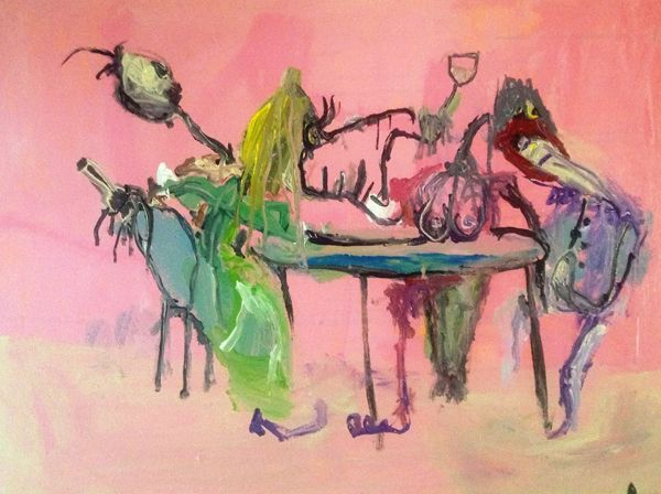 dinner party - Bobby Anthony