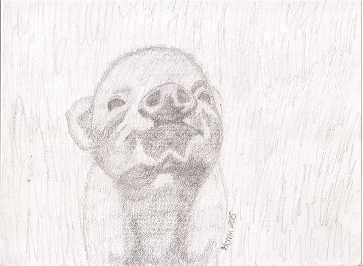 Little piglet - Merrin's Art