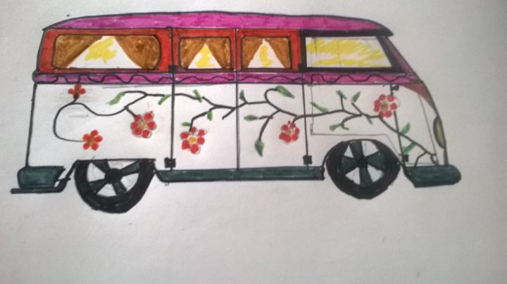 hippy bus - adam