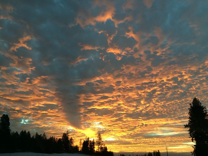 Northwest sunrise - JCochran