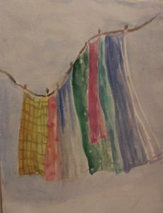 Fresh linens