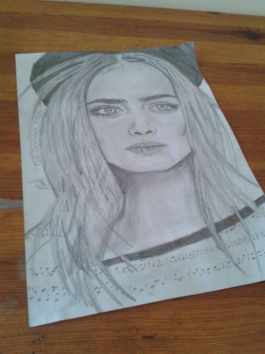 Cara Delevingne - Portraits
