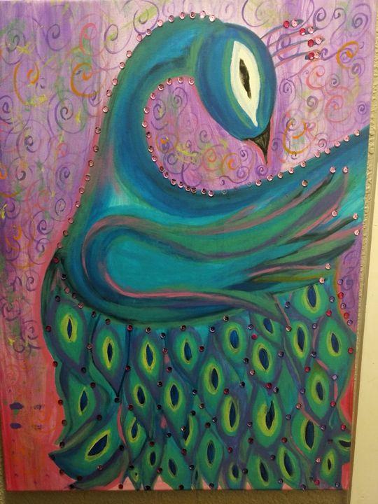 Peacock - Sarah Uffer