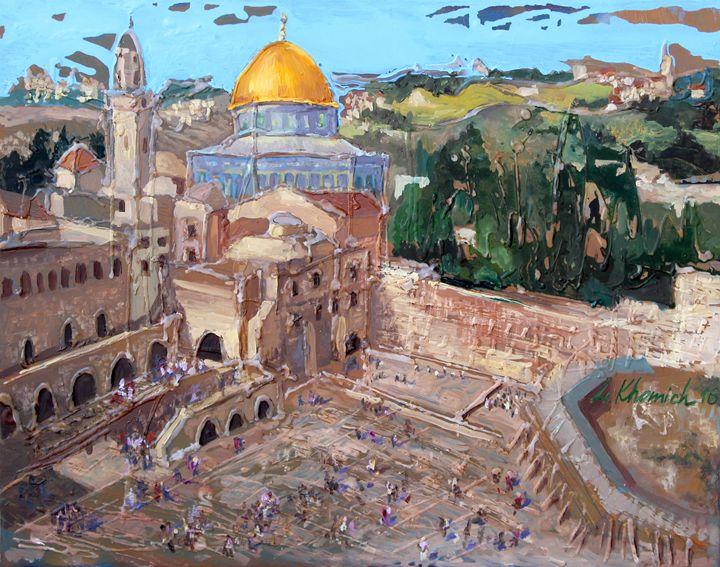 The Gold of Jerusalem - Leonid Khomich