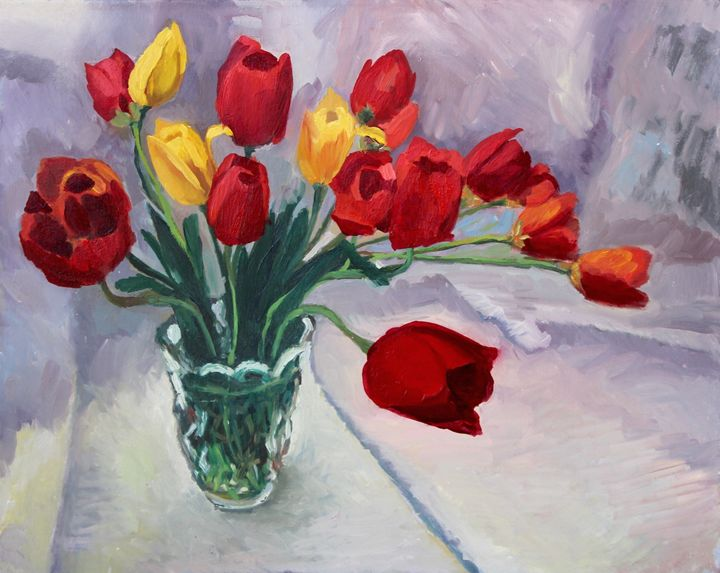 The Tulips - Leonid Khomich