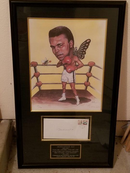 Muhammad Ali - Bryant's Gallery