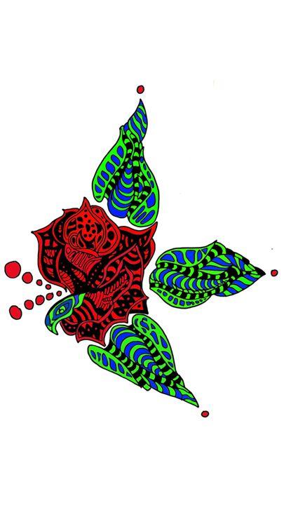 Color split rose - Jenny Penny