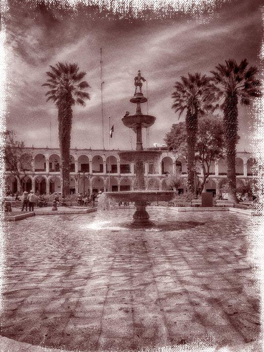 Arequipa HDR #4 - OmarHernandez