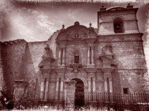 Arequipa HDR #05Peru, Arequipa,