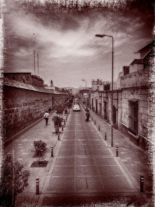 Arequipa HDR #09 - OmarHernandez