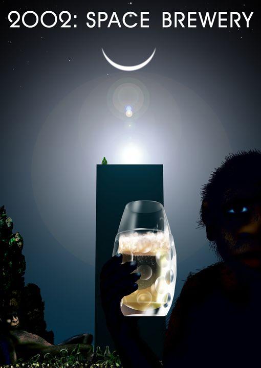 2002 Space Brewery - caen