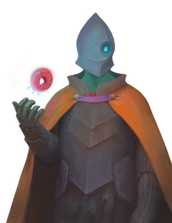 doughnut man - mrjack124