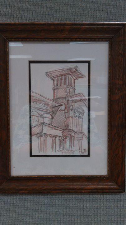 Victoria Mansion, Portland, ME - Amy Betz