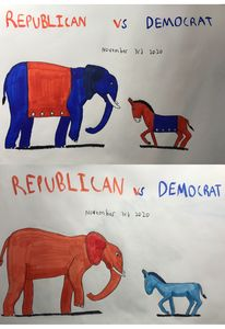 Republican vs Democrat - Tyler Bassett