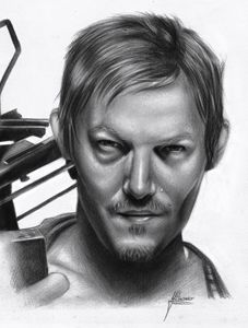 Daryl Dixon of The Walking Dead