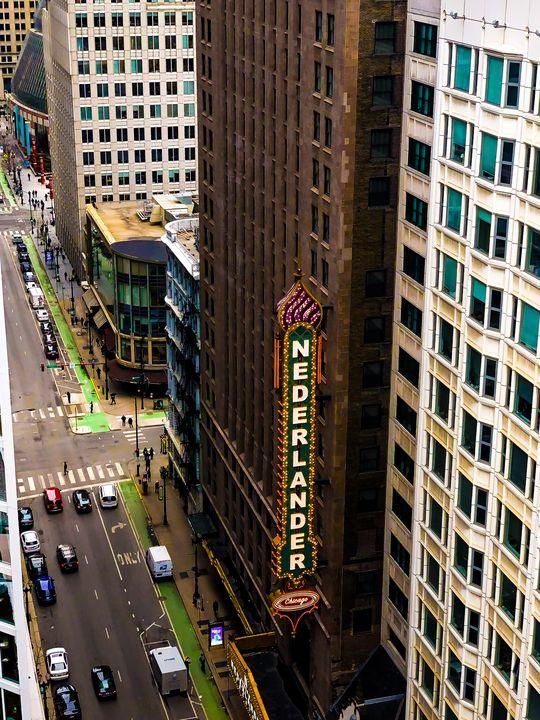 Nederlander Theater, Chicago - Dan Dunn | DRD.images