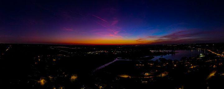 Evening Sunset - Dan Dunn   DRD.images