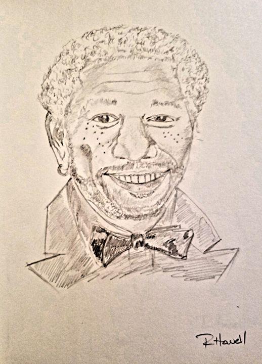 Morgan Freeman - Rick Howell