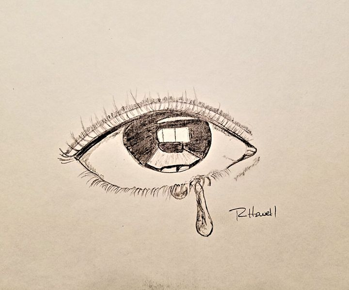 Sad Eye - Rick Howell