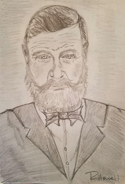Stately Gentleman - Rick Howell