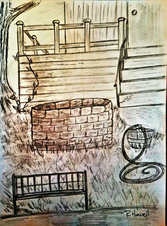 Country Home - Rick Howell