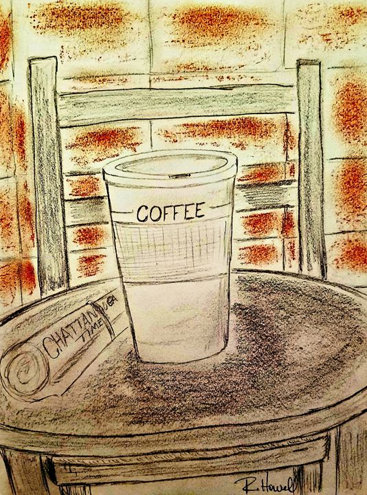 Morning Paper & Coffee - Rick Howell